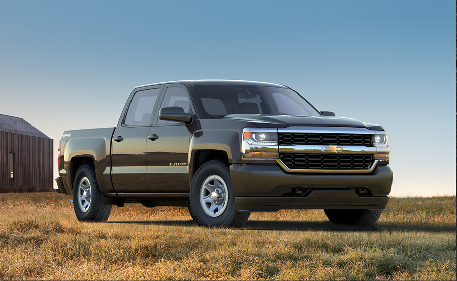 Enter Below For Your Chance To Win An All New Chevrolet